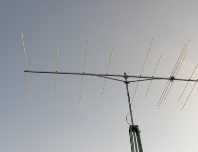 70Mhz and 50Mhz Yagi