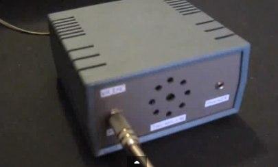 DXZone Knobless Wonder 7 MHz SSB transceiver