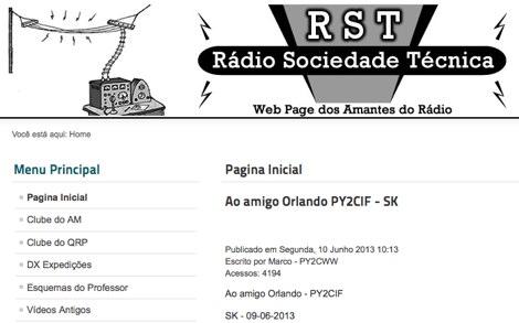 DXZone Radio Societade Tecnica