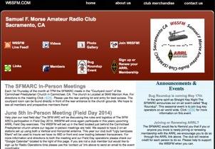 Samuel F. Morse Amateur Radio Club