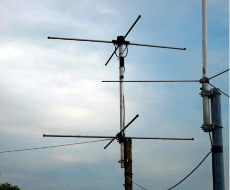 The Turnstile antenna