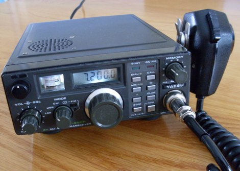 DXZone Yaesu FT-290 Modification