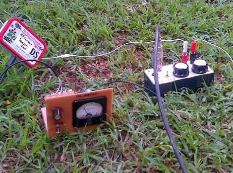 RF Measurement on W3EDP antenna