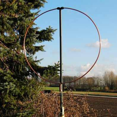 DXZone Active loop antenna