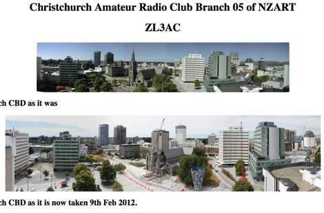 Christchurch Amateur Radio Club