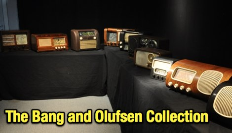 Jan's Antique Bang & Olufsen Collection