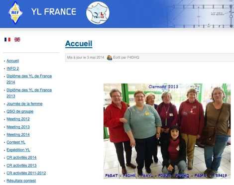 DXZone YL France