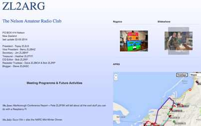The Nelson Amateur Radio Club