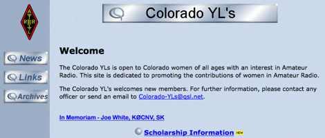 Colorado YLs, Inc.