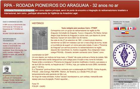 A Rodada Pioneiros do Araguaia