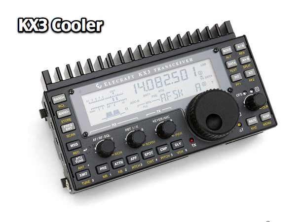 Cooler KX Elecraft KX3