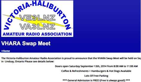 Victoria Haliburton - Swap Meet 2014