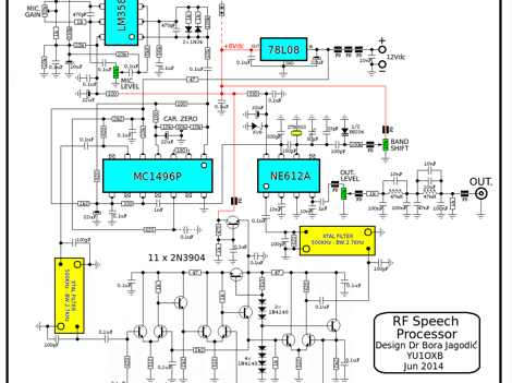 RF Speech Processor