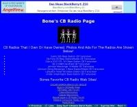 Bones CB radio page