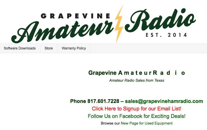 Grapevine Amateur Radio