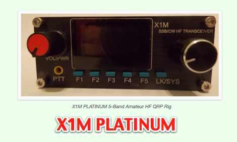X1M Pro Platinum