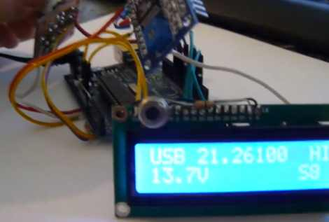 Arduino HF Transceiver