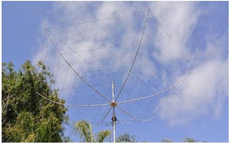K4KIO Hex Beam Antenna