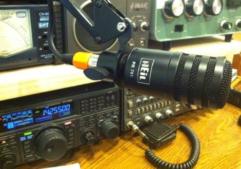 Heil PR-781 Microphone
