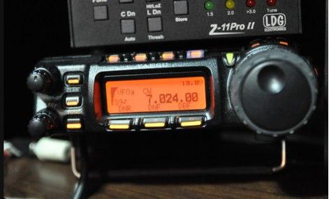 DXZone Yaesu FT-857D Transceiver