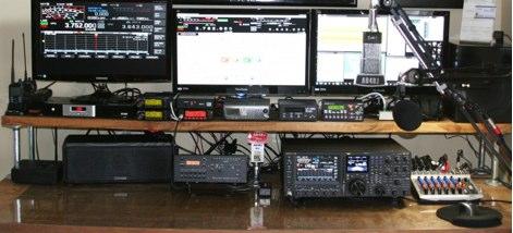 DXZone Flex Radio Power SDR Transmit Audio Settings
