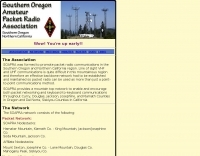S. Oregon Amateur Packet Radio Association