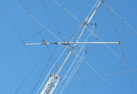 4 element Yagi Antenna for 10 MHz - Resource Detail - The