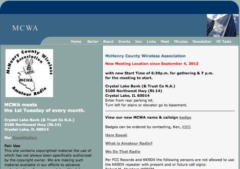 McHenry County Wireless Association