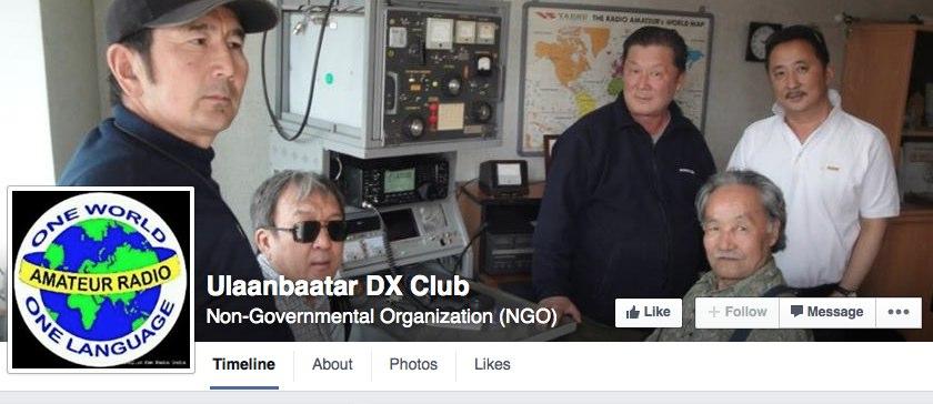 Ulaanbaatar DX Club