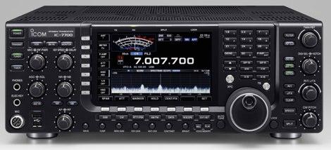 Icom IC-7700 Overview