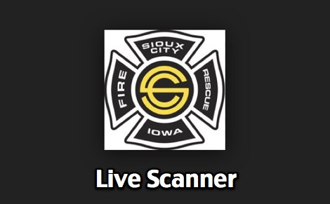 Sioux City Live Police Scanner - Resource Detail - The