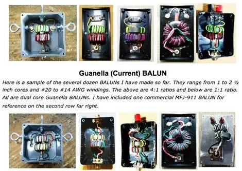 DXZone The Guanella Balun