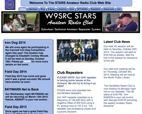 The STARS Amateur Radio Club