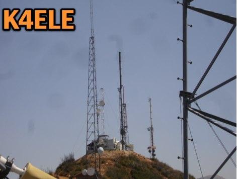 K4ELE Pomona Live audio feed