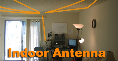 Stealth Apartment Antenna