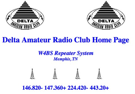 Delta Amateur Radio Club