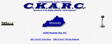 DXZone Central Kentucky Amateur Radio Club