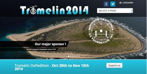 DXZone FT4TA Tromelin Island 2014