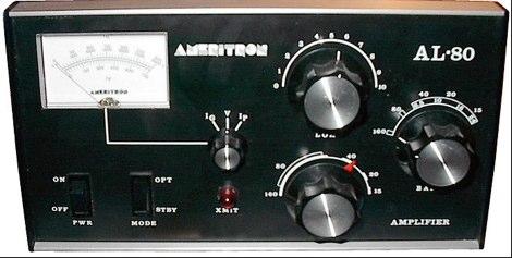 AL80 Ameritron History