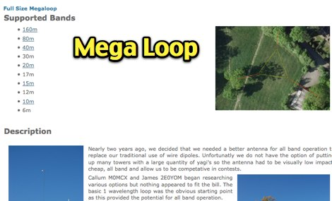 Full Size Megaloop