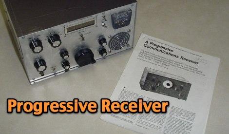 DXZone N9SKN Progressive Receiver