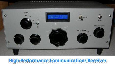 DXZone K2BLC progressive receiver