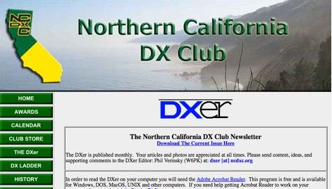 DXZone The DXer