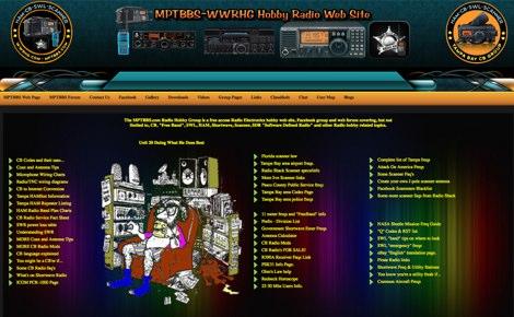 MPTBBS radio Hobby Web Site and Forum