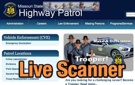 DXZone Missouri State Highway Patrol
