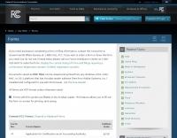 DXZone FCC Forms Available via Internet