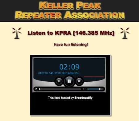 KPRA - Live
