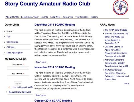 DXZone W0YL Story County Amateur Radio Club