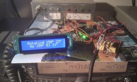 Arduino Rotator Controller