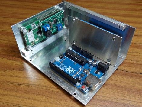 Arduino Rotor Remoter